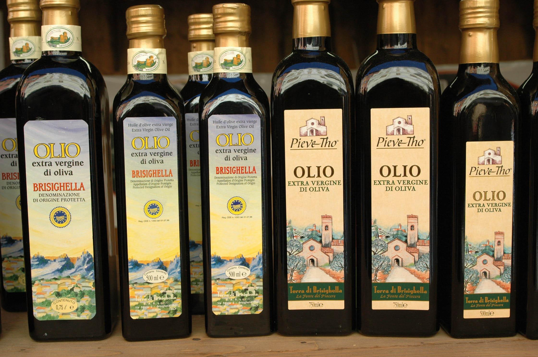Olio_di_Brisighella_varie_bottiglie