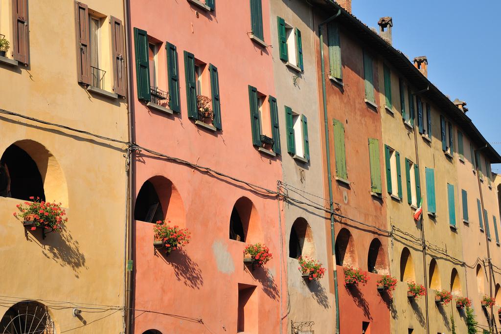 Via degli Asini - Piazza Marconi