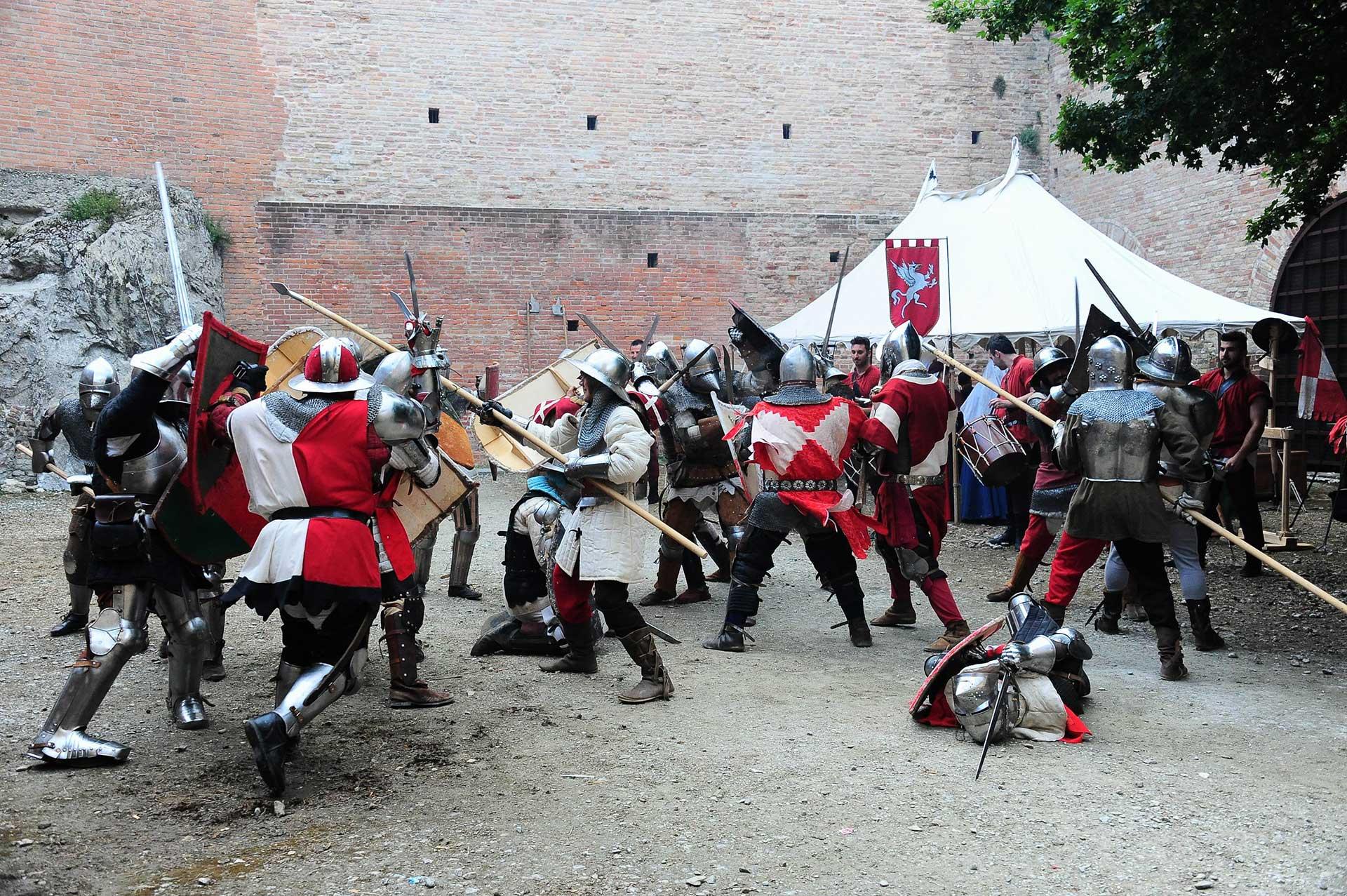 Brisighella-Feste-Medievali-Rocca
