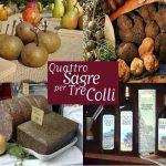 Dalla pera volpina all'olio d'oliva DOP, il novembre più gustoso è sotto i colli di Brisighella