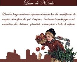 BRISIGHELLA LUCE DI NATALE Domenica 18 Dicembre