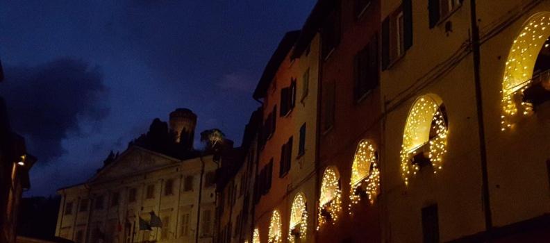 Natale a Brisighella, fra fiaccolata e presepe vivente