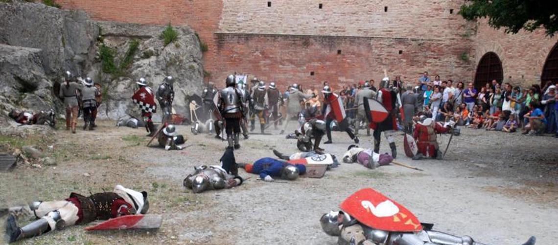 Il Medioevo rivive a Brisighella