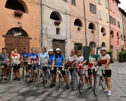 """""""Carioli"""", cicloturistica d'epoca e trail fra i calanchi"""