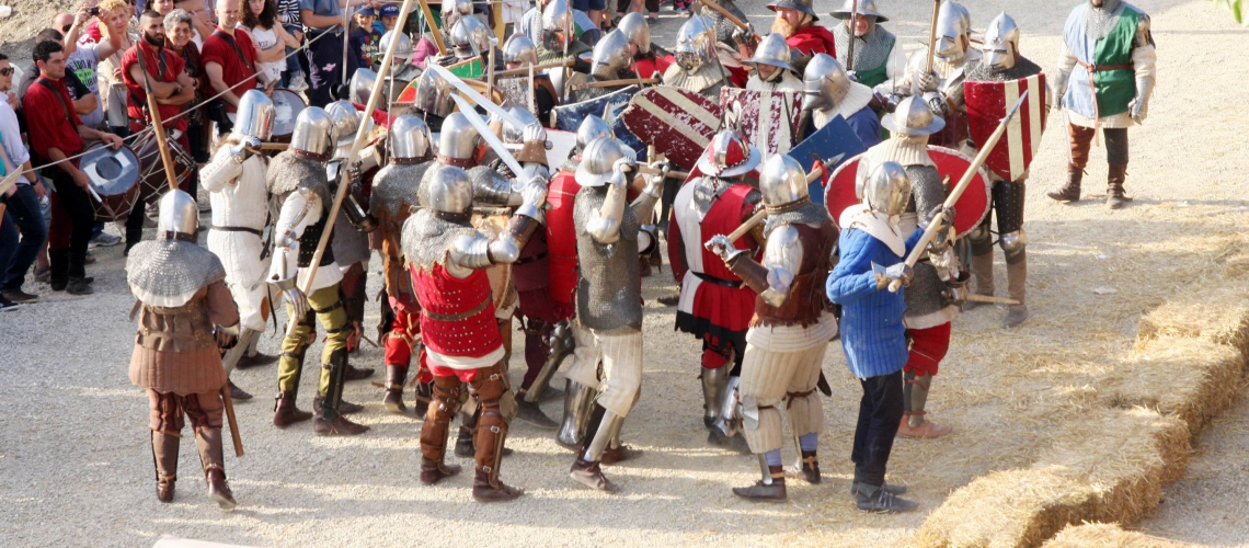 Tempo di Medioevo alla Rocca di Brisighella