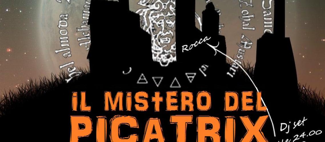 Il mistero del Picatrix per la notte di Halloween a Brisighella